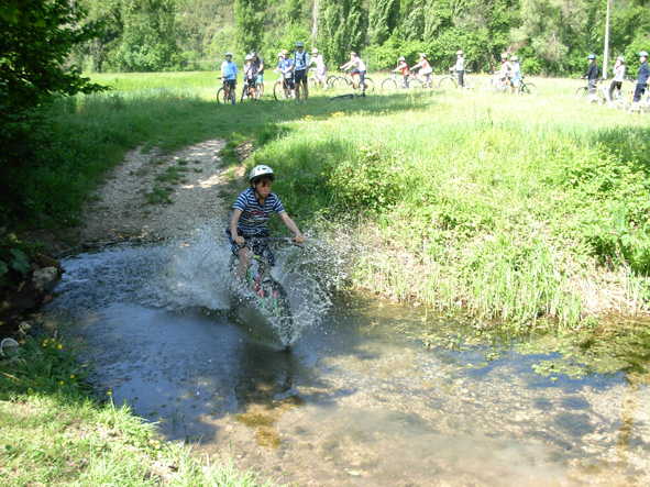 Gita Scolastica in Mountain Bike