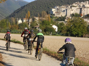 Corso Primaverile di Mountain Bike